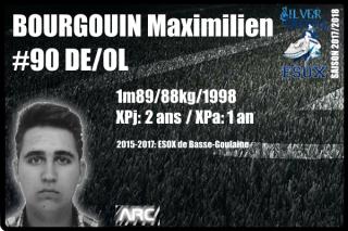 FOOTUS-SR-BOURGOUIN Maximilien