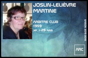 ARC-JOSLIN Martine