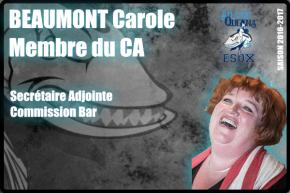 BUREAU-BEAUMONT Carole