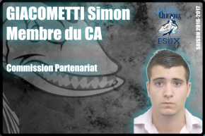 BUREAU-GIACOMETTI Simon