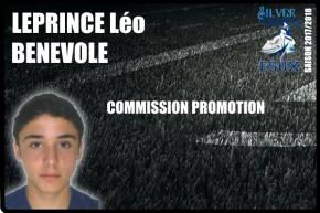 BEN-LEPRINCE Leo