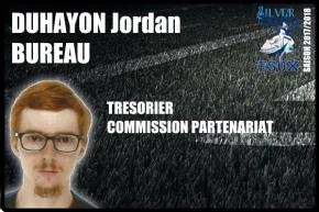 BUR-DUHAYON Jordan