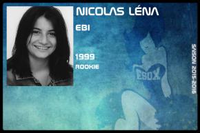 CHEER-NICOLAS Léna