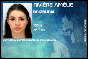 CHEER-RIVIERE Amélie