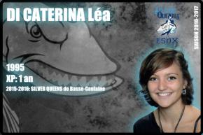 CHEER-DI CATERINA Léa