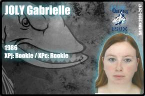 CHEER-JOLY Gabrielle