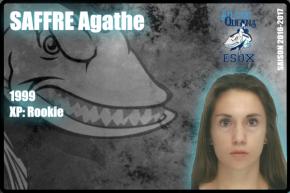CHEER-SAFFRE Agathe