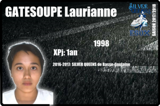 CHEER-GATESOUPE Laurianne