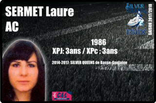CHEER-SERMET Laure