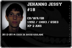 FLAG-JEHANNO Jessy
