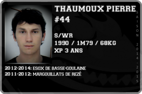 FLAG-THAUMOUX Pierre