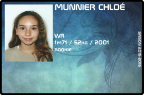 FLAG-JR-MUNNIER Chloe