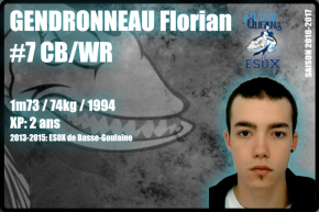 FLAG-GENDRONNEAU Florian