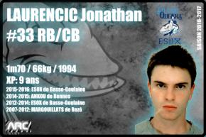 FLAG-LAURENCIC Jonathan