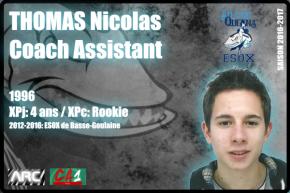 FLAG-THOMAS Nicolas