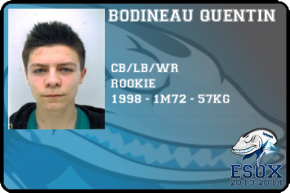 FOOTUS-BODINEAU Quentin