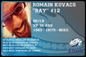 FOOTUS-KOVACS Romain