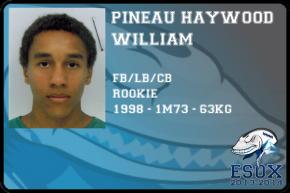 FOOTUS-PINEAU HAYWOOD Pineau