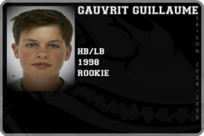 FOOT US-GAUVRIT Guillaume