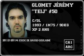 FOOT US-GLOMET Jérémy