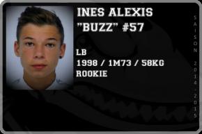 FOOT US-INES Alexis