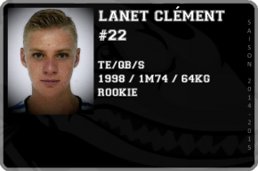 FOOT US-LANET Clement