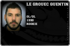 FOOT US-LE GROUEC Quentin
