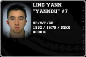 FOOT US-LING Yann