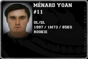 FOOT US-MENARD Yoan