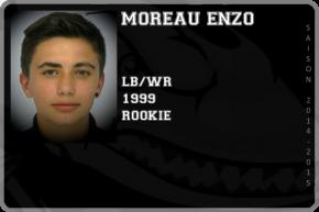 FOOT US-MOREAU Enzo