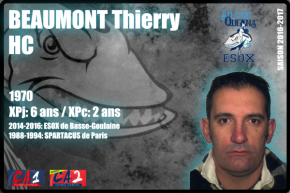 FOOTUS-BEAUMONT Thierry