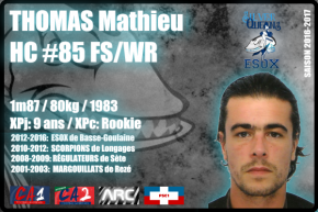 FOOTUS-THOMAS Mathieu