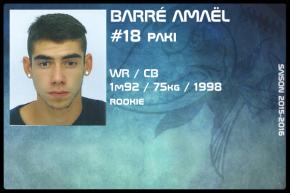 FOOT US-JR-BARRE Amael