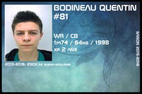 FOOT US-JR-BODINEAU Quentin