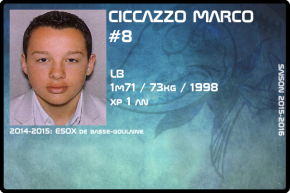 FOOT US-JR-CICCAZZO Marco