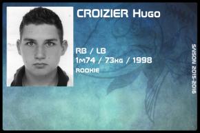 FOOT US-JR-CROIZIER Hugo
