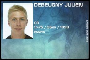 FOOT US-JR-DEBEUGNY Julien