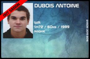FOOT US-JR-DUBOIS Antoine
