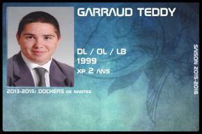 FOOT US-JR-GARRAUD Teddy