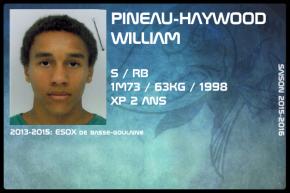 FOOT US-JR-PINEAU William