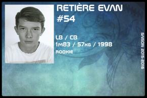 FOOT US-JR-RETIERE Evan