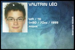 FOOT US-JR-VAUTRIN Leo