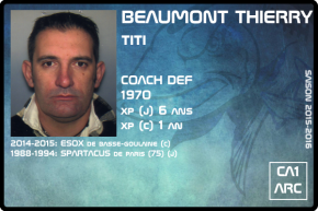 FOOT US-SR-BEAUMONT Thierry