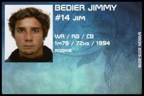 FOOT US-SR-BEDIER Jimmy
