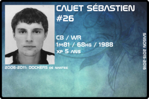 FOOT US-SR-CAUET Sébastien