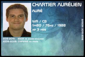 FOOT US-SR-CHARTIER Aurélien