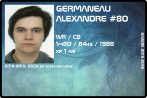 FOOT US-SR-GERMANEAU Alexandre
