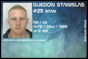 FOOT US-SR-GEUDON Stanislas
