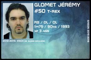 FOOT US-SR-GLOMET Jérémy