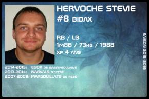 FOOT US-SR-HEVOCHE Stevie